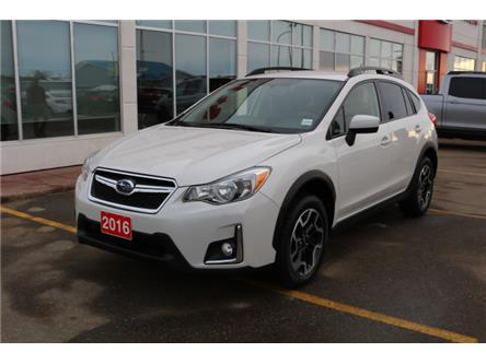 2016 Subaru Crosstrek Touring Package (Stk: U1110) in Fort St. John - Image 1 of 19