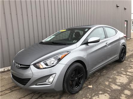 2015 Hyundai Elantra Sport Appearance (Stk: N366A) in Charlottetown - Image 1 of 22