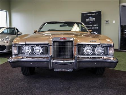 1973 Mercury Cougar XR-7 CONVERTIBLE - LEATHER INTERIOR, AUTO, A\C & M (Stk: M310) in Ancaster - Image 2 of 26