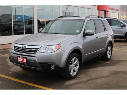 2010 Subaru Forester 2.5 X (Stk: U1111) in Fort St. John - Image 1 of 19