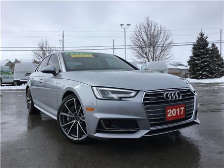 2017 Audi A4 2.0T Technik (Stk: L147AX) in Grimsby - Image 1 of 27