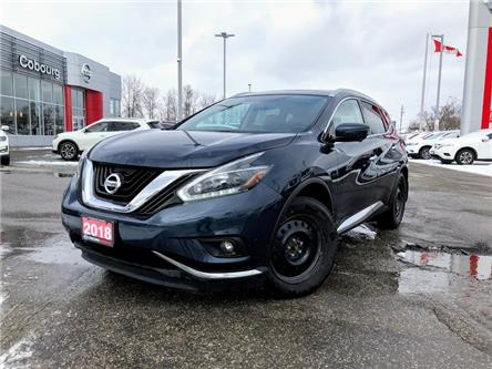 2018 Nissan Murano SL (Stk: CKN883119A) in Cobourg - Image 1 of 14