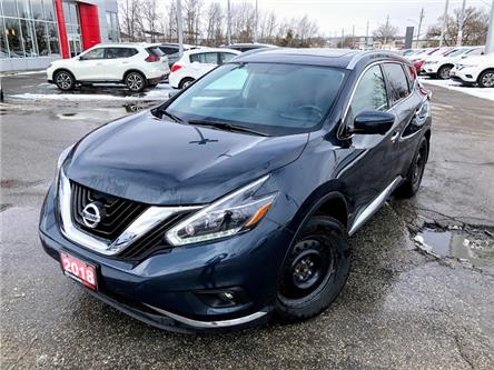 2018 Nissan Murano SL (Stk: CKN883119A) in Cobourg - Image 2 of 14