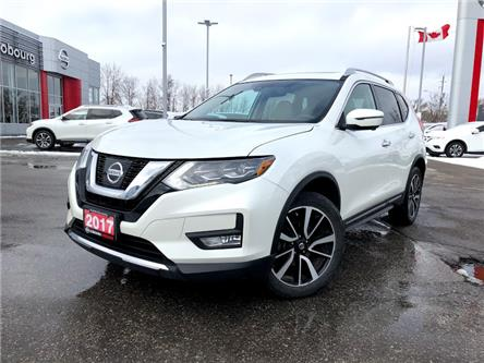 2017 Nissan Rogue SL Platinum (Stk: CHC734816) in Cobourg - Image 1 of 39