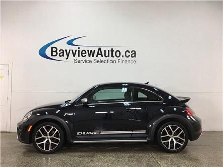 2018 Volkswagen Beetle 2.0 TSI Dune (Stk: 36284JA) in Belleville - Image 1 of 29