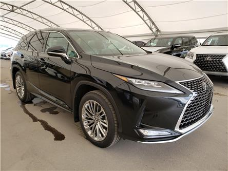 2020 Lexus RX 350L Base (Stk: L20072) in Calgary - Image 1 of 6