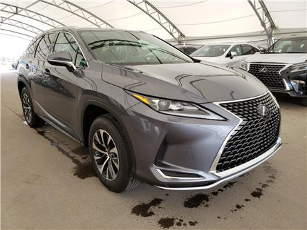 2020 Lexus RX 350L Base (Stk: L20070) in Calgary - Image 1 of 6
