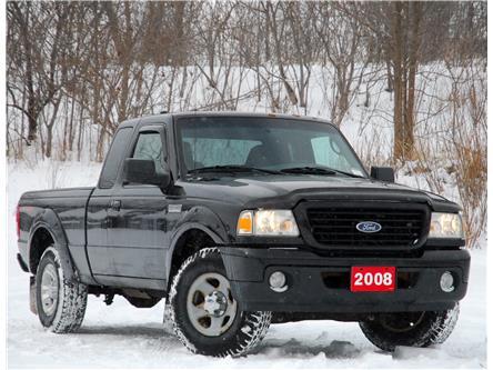 2008 Ford Ranger Sport (Stk: D96550CZJ) in Kitchener - Image 1 of 15