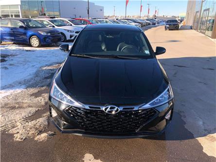 2019 Hyundai Elantra Sport (Stk: H2506) in Saskatoon - Image 2 of 22