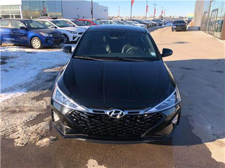 2019 Hyundai Elantra Sport (Stk: H2502) in Saskatoon - Image 2 of 22