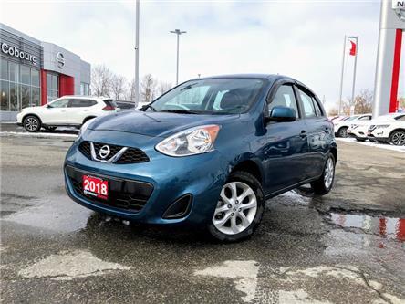 2018 Nissan Micra SV (Stk: CKL568206A) in Cobourg - Image 1 of 19