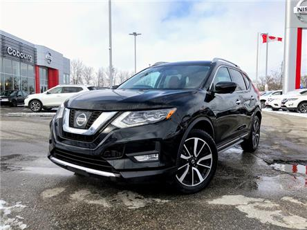 2017 Nissan Rogue SL Platinum (Stk: CHC807484) in Cobourg - Image 1 of 34