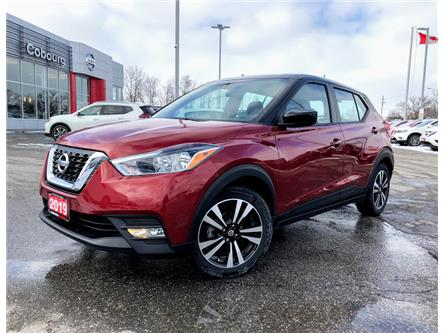 2019 Nissan Kicks SV (Stk: CGC879790A) in Cobourg - Image 1 of 28