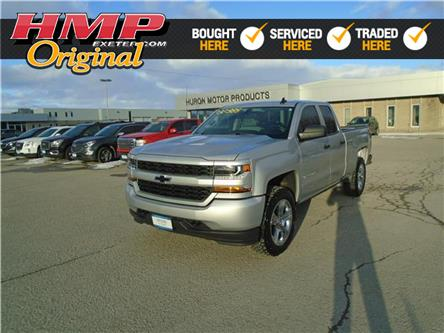 2018 Chevrolet Silverado 1500 Silverado Custom (Stk: 79761) in Exeter - Image 1 of 27