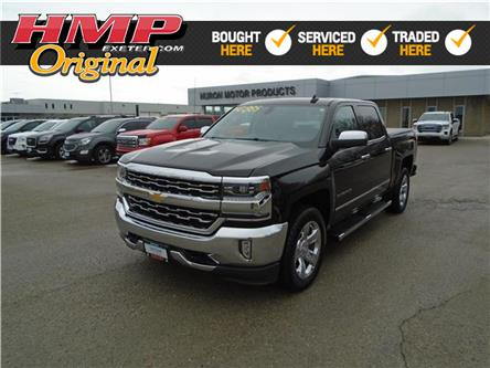 2018 Chevrolet Silverado 1500 1LZ (Stk: 78609) in Exeter - Image 1 of 28