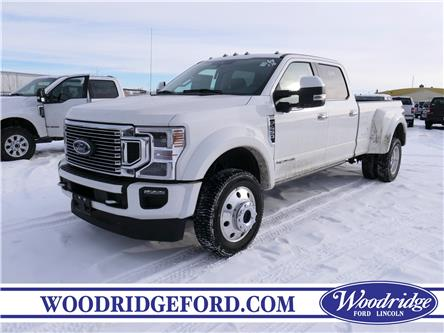 2020 Ford F-450 Limited (Stk: L-410) in Calgary - Image 1 of 7