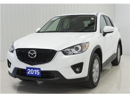 2015 Mazda CX-5 GS (Stk: M19224A) in Sault Ste. Marie - Image 1 of 22