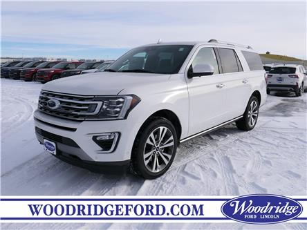 2020 Ford Expedition Max Limited (Stk: L-442) in Calgary - Image 1 of 7
