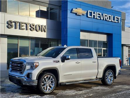 2020 GMC Sierra 1500 SLT (Stk: 20-049) in Drayton Valley - Image 1 of 7