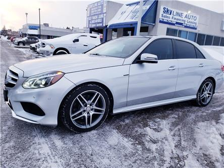 2015 Mercedes-Benz E-Class Base (Stk: ) in Concord - Image 1 of 22