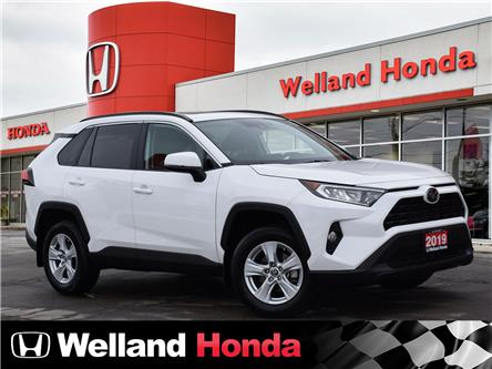 2019 Toyota RAV4 XLE (Stk: U19167A) in Welland - Image 1 of 21