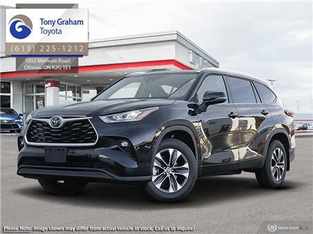 2020 Toyota Highlander XLE (Stk: 59115) in Ottawa - Image 1 of 16