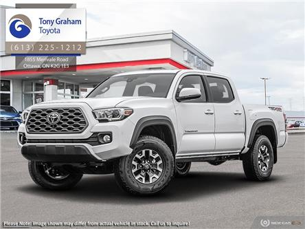 2020 Toyota Tacoma Base (Stk: D11703) in Ottawa - Image 1 of 23