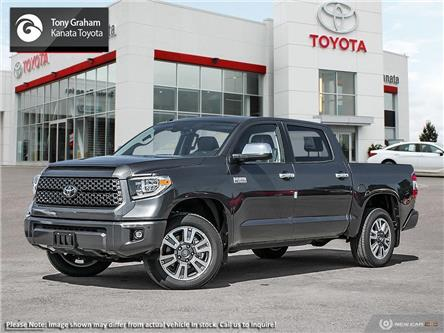 2020 Toyota Tundra Platinum (Stk: 90186) in Ottawa - Image 1 of 24