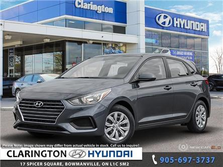 2020 Hyundai Accent Essential w/Comfort Package (Stk: 20128) in Clarington - Image 1 of 24