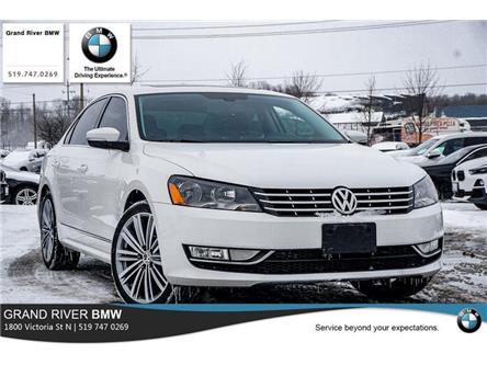 2015 Volkswagen Passat 2.0 TDI Comfortline (Stk: PW5188A) in Kitchener - Image 1 of 21