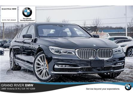 2016 BMW 750 Li xDrive (Stk: PW5217) in Kitchener - Image 1 of 21