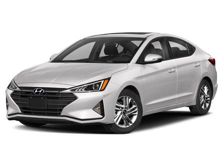 2020 Hyundai Elantra Preferred w/Sun & Safety Package (Stk: H8100PR) in Mississauga - Image 1 of 9