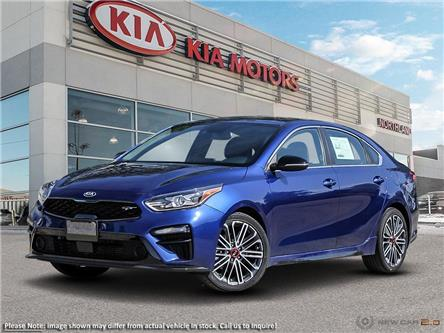 2020 Kia Forte GT (Stk: 0FT0228) in Calgary - Image 1 of 23