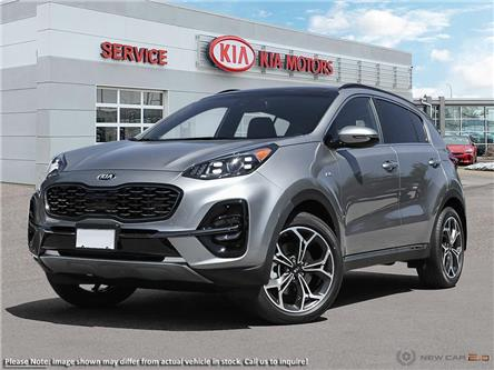 2020 Kia Sportage SX (Stk: 20SP3529) in Lethbridge - Image 1 of 23