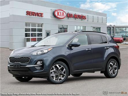 2020 Kia Sportage EX (Stk: 20SP4777) in Lethbridge - Image 1 of 23
