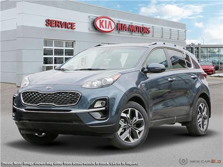 2020 Kia Sportage EX Premium (Stk: 20SP0365) in Lethbridge - Image 1 of 23
