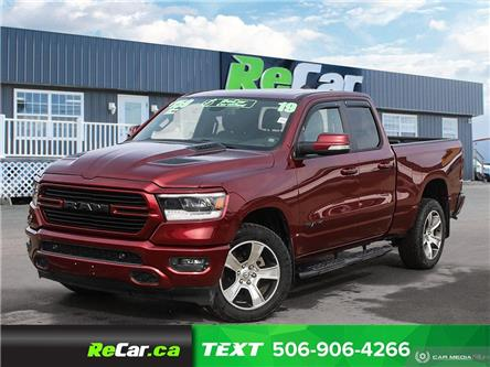 2019 RAM 1500 Sport/Rebel (Stk: 200281A) in Saint John - Image 1 of 23
