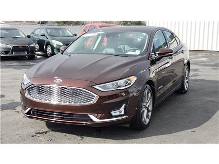 2019 Ford Fusion Hybrid Titanium (Stk: 10692) in Lower Sackville - Image 1 of 24