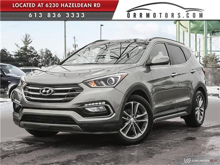 2017 Hyundai Santa Fe Sport 2.0T Limited (Stk: 6029T) in Stittsville - Image 1 of 27