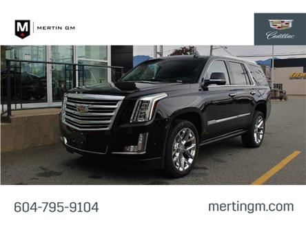 2020 Cadillac Escalade Platinum (Stk: 206-2317) in Chilliwack - Image 1 of 18