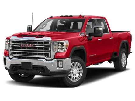 2020 GMC Sierra 2500HD SLT (Stk: F151916) in WHITBY - Image 1 of 9