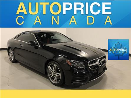 2018 Mercedes-Benz E-Class Base (Stk: W0850) in Mississauga - Image 1 of 28