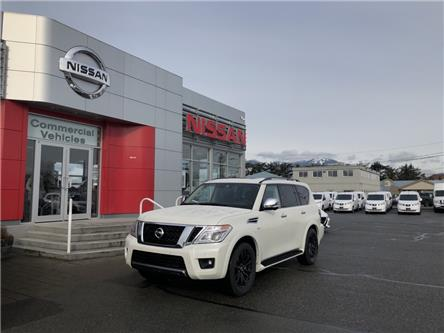 2020 Nissan Armada Platinum (Stk: N06-2045) in Chilliwack - Image 1 of 17