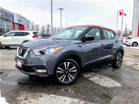 2019 Nissan Kicks SV (Stk: CKL552386) in Cobourg - Image 1 of 32