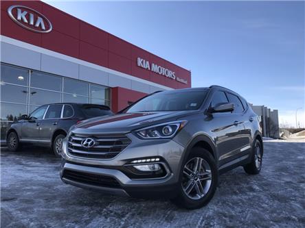 2018 Hyundai Santa Fe Sport 2.4 SE (Stk: 0SR0395A) in Calgary - Image 1 of 14