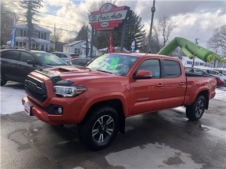 2017 Toyota Tacoma SR5 (Stk: 23260P) in Fredericton - Image 1 of 8