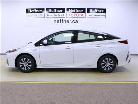 2020 Toyota Prius Prime Upgrade (Stk: 201002) in Kitchener - Image 2 of 3