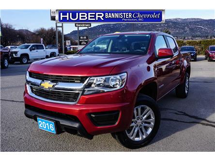 2016 Chevrolet Colorado WT (Stk: 9447A) in Penticton - Image 1 of 13
