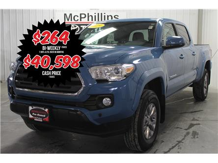 2019 Toyota Tacoma SR5 V6 (Stk: F10160) in Winnipeg - Image 1 of 24