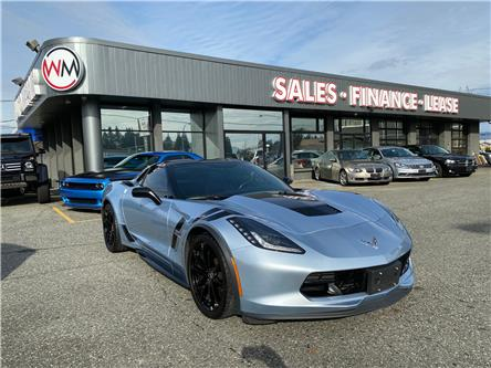 2017 Chevrolet Corvette Grand Sport (Stk: 17-110819) in Abbotsford - Image 1 of 17